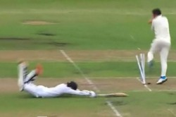 Sa Vs Sl Dean Elgar S Dance Move While Attempting Run Out Is The Funniest Thing You Will See Today