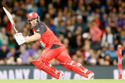 Bbl 2019 Final Melbourne Renegades Skipper Aaron Finch Smashes Chair After Getting Run Out