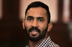 Karthik Says He Was Confident Hitting Six Against New Zealand