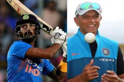 India Vs Australia He Helped Me Lot Kl Rahul Lauds Rahul Dravid After Returning To Form