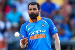 Shami Donates Money The Families Martyred Crpf Soldiers