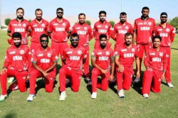 Oman Bowled For 24 Off 17 1 Overs Scotland Win Just 3 2 Overs