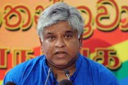 There Are Players Playing Personal Gain Ranatunga Predicts Disastrous World Cup For Sri Lanka