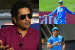Shubman Gill Prithvi Shaw Have Lot Potential Should Enjoy Their Cricket Sachin