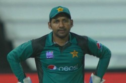 Sarfraz Ahmed S 4 Match Ban Utter Nonsense Pcb Chief Ehsan Mani Slams Icc