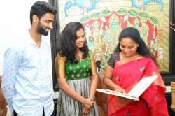 Doubles Shuttlers Sikki Reddy Sumeeth Reddy Get Married On Feb 23rd