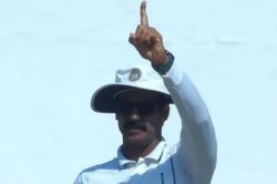 Watch Umpire S Delayed Decision Bemuses Vidarbha Captain Faiz Fazal