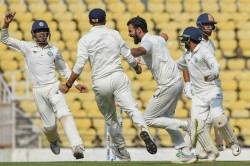 Vidarbha Beat Saurashtra 78 Runs Defend Ranji Trophy Title