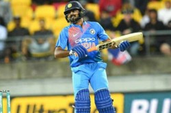 India Vs New Zealand Promotion Number Three Was Big Surprise Says Vijay Shankar