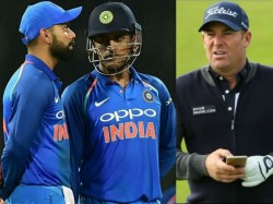 Those Questioning Ms Dhoni S Wc Berth Team India Have No Idea What They Are Talking About
