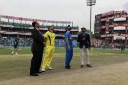 India Vs Australia 5th Odi Live Cricket Score Australia Win The Toss And Elect To Bat