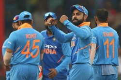 India Vs Australia 5th Odi Live Cricket Score Usman Khawaja Peter Handscomb Take Australia To 272