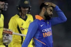 Australia Were Braver Than Us Pressure Situations Virat Kohli
