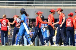 India Women Play Pride Final T20i Against England