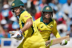India Vs Australia 3rd Odi Live Cricket Score Australia Gets Third Highest Opening Stands Vs India