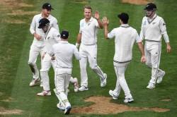 Nz Vs Ban Wellington Test New Zealand Beats Bangladesh An Innings To Clinch Series