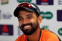 Rajasthan Royals Skipper Ajinkya Rahane Confident Bagging World Cup Spot