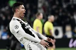 Cristiano Ronaldo Fined Uefa Atletico Celebration