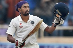 No Competition With Rishabh Pant Says Wriddhiman Saha
