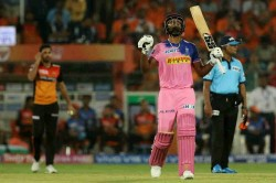 Sanju Samson Slams First Century Of Ipl 2019 Twitterati Hail Rajasthan Royals