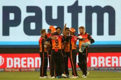 Srh Vs Rr Live Score Ipl 2019 Match At Hyderabad Warner Herocis Take Srh To Comfortable Win