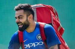 All Dance No Play Watch Indian Skipper Virat Kohli Shake Leg During Practice Session Ahead Of 2nd Od