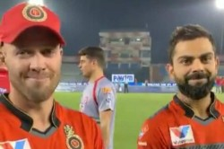 Ipl 2019 Ab De Villiers Believes In Hard Work And Not Hard Luck To Make A Difference