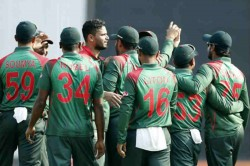 Bangladesh Announce 15 Man Squad For The Upcoming 2019 World Cup