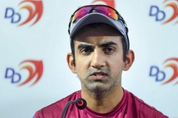Icc World Cup 2019 Gautam Gambhir Points Out What S Missing In India Squad