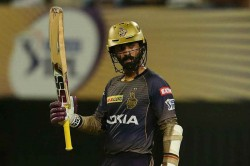 Dinesh Karthik S Unbeaten 97 Proves He Deserved World Cup Spot Fans Back Kkr