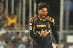 I M Glad I Don T Have To Bowl To Andre Russell Kkr Spinner Kuldeep Yadav