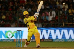 Watch A Perfect Ms Dhoni Finish Csk Skipper Clobbers Jaydev Unadkat For A Hat Trick Sixes