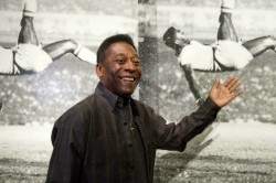 Brazil Football Legend Pele Admitted To Hospital In Paris With Urinary Tract Infection
