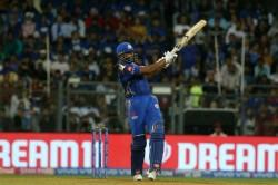 Ipl 2019 Mi Vs Kxip Live Score Captain Pollard Stars As Mumbai Win A Thriller