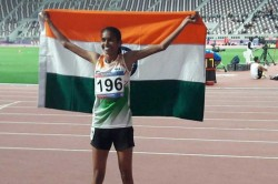 Asian Athletics Championships Pu Chitra Wins Gold In Womens 1500 Metre Final