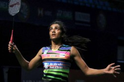 Singapore Open 2019 Pv Sindhu Storms Into Semi Final Saina Nehwal Bows Out