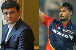 Rishabh Pant Will Play For India For Next 15 Years Says Ganguly