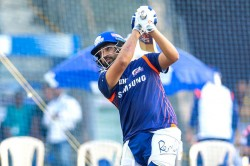 Ipl 2019 Rohit Sharma Suffers Injury Scare Ahead Of World Cup Squad Announcement