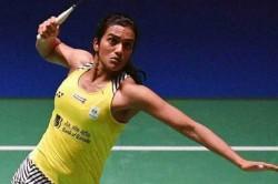 Singapore Open Pv Sindhu Saina Nehwal Enters Round 2 Manu Sumeeth Out
