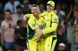 World Cup 2019 Squad Smith Warner Named In Australia Team