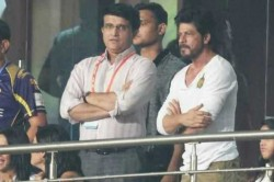 Shah Rukh Khan Posts Special Message For Sourav Ganguly After Kkr Loss To Delhi Capitals