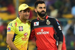 Ipl Ms Did What He Does Best And He Gave Us All A Massive Scare Says Virat Kohli
