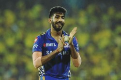 Ipl 20019 Csk Vs Mi Speechless Jasprit Bumrah Reacts To Sachin Tendulkar