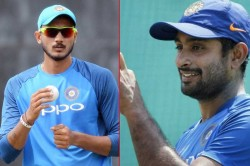Icc Cricket World Cup 2019 Ambati Rayudu Axar Patel In Line If Kedar Jadhav Fails