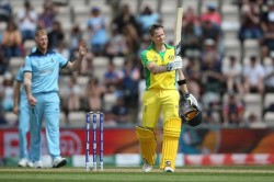 Icc Cricket World Cup 2019 Steve Smith Hundred Sets Up Australia Warm Up Win Over England