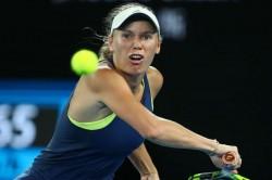 Tennis Wozniacki Knocked Out Of Roland Garros In First Round