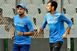 Icc Cricket World Cup 2019 Virat Kohli Considers Kuldeep And Chahal
