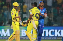 Ipl 2019 Qualifier 1 Chennai Super Kings All Rounder Dwayne Bravo