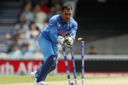 Icc Cricket World Cup 2019 Whatever Happens You Need Mahi Bhai