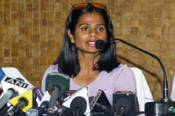 Dutee Chand Calls Sister A Blackmailer Sister Says Not Opposed